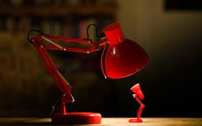 Picture lamp, lighting, large, small, table
