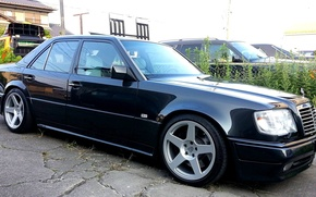 Picture mercedes-benz, amg, e60, w124