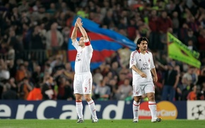 Picture football, Sheva, Shevchenko