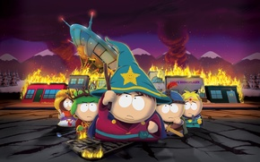 Picture Ubisoft, South Park, Game, The Stick Of Truth