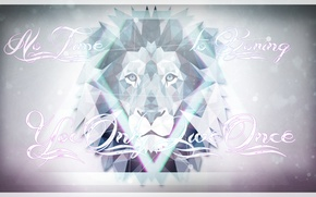 Picture abstraction, Leo, Geometry, LIon, YOLO
