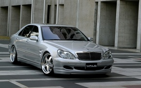 Picture WALD, MERCEDES, BENZ