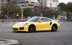 Picture Porsche, Turbo, 991, HRE, 501M