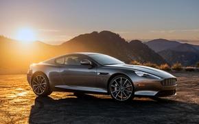 Picture Aston Martin, Aston Martin, supercar, DB9