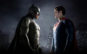 Picture Batman, Dawn of Justice, V Superman