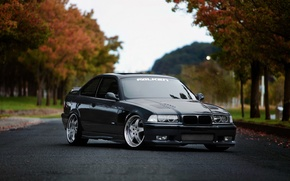Picture car, tuning, BMW, coupe, bmw m3, rechange, e36