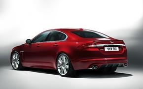Picture red, Jaguar