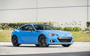 Picture Subaru, Blue, BRZ, HyperBlue