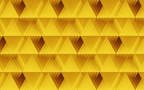 Wallpaper yellow, line, texture, diamonds