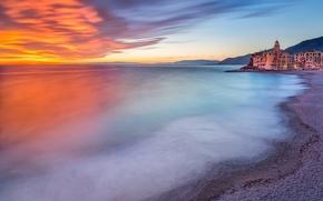 Picture Italy, Camogli, Camogli, municipality, the province of Genoa