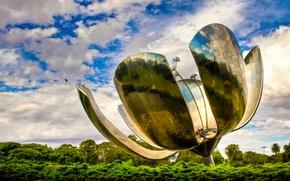 Picture Art, Argentina, Floralis Generica