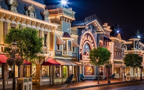 Picture street, CA, Disneyland, California, Disneyland, Anaheim, Anaheim, Main Street USA