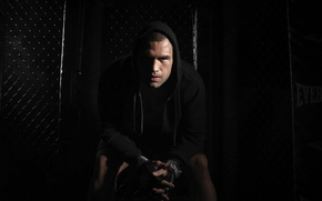 Wallpaper mma, ufc, fighter, training, darkness, Cain Velasquez, Cain Velasquez, fighter