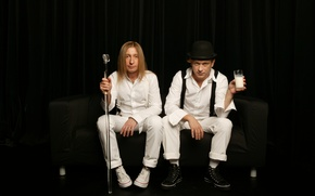 Wallpaper group, rock, rock, men, musicians, popular, B-2, Russian rock