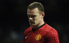 Picture football, sport, Rooney, Manchester, football, Rooney, EPL, Wayne Rooney, Machester United