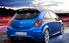 Picture opel, corsa, opc