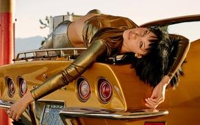Picture auto, Love, photoshoot, 2016, Bella Hadid, Bella Hadid