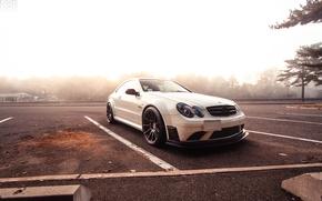 Picture Parking, mercedes, benz, c63