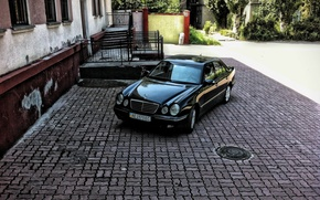 Picture Mercedes-Benz, Mercedes, E-class, E-Class, 1999, E-class, W210, Executivklasse, Lupato, Eyed, E430