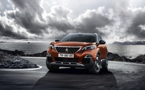Picture Peugeot, Peugeot, crossover, 3008