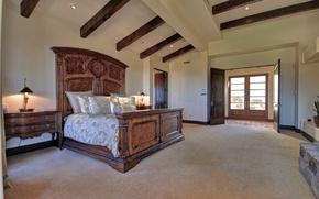 Picture design, style, room, interior, bedroom
