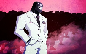 Picture costume, villain, fan art, Marvel Comics, Spider-Man, Venom, Symbiote