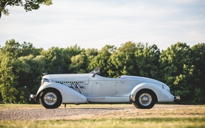 Picture car, classic, american, 1935, Supercharged, Speedster, Eight, Auburn