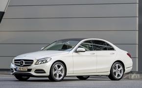 Picture car, Mercedes-Benz, C250