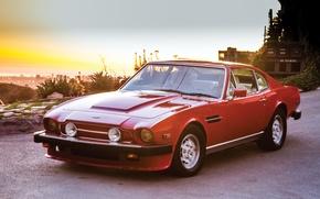 Picture car, Aston Martin, V8 Vantage