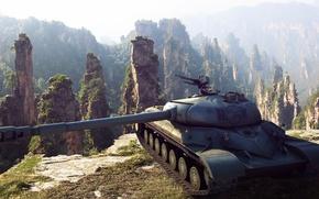 Picture S. T. V. O. L., WoT, art, World of Tanks, China, tanks, China, tank