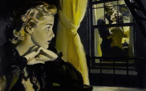 Picture figure, picture, illustration, Mestres da Arte, Pruett Carter