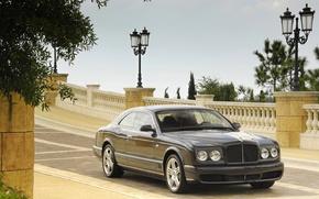 Picture Bentley, Machine, Bentley, Coupe, The front, Brookland