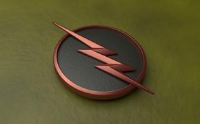 Picture logo, lightning, comics, serial, television, The Flash, Reverse Flash, 1 season
