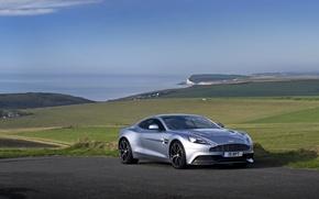 Picture Aston Martin, Head, Vanquish, Beachy