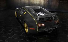 Picture Bugatti, Veyron, Linea, Vincero
