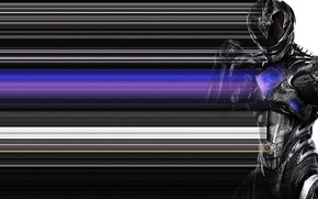 Picture cinema, wallpaper, logo, robot, black, sky, power, model, man, movie, hero, asian, film, pose, suit, ...