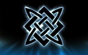 Picture sign, symbol, The Square Of Svarog