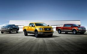Picture Nissan, Nissan, Titan, Titan, 2015