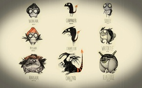 Picture figure, Tim Burton, pokemon