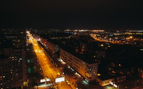 Picture night, the city, Saint Petersburg