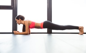 Picture pose, workout, fitness