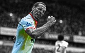 Picture football, Sport, Football, Manchester United, Rio Ferdinand