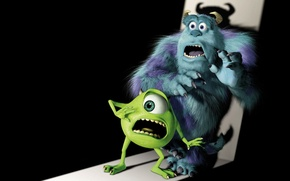 Picture monsters, funny, jokes