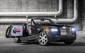 Picture coupe, Rolls-Royce, Phantom, Coupe, rolls Royce, phantom, Nighthawk, 2015, Drophead, drop head