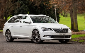 Wallpaper Skoda, Superb, Skoda, superb