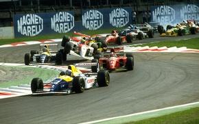 Picture McLaren, Lotus, 1984, Formula 1, 1993, 1990, Legend, 1988, 1991, 1994, extreme sports, 1988-1993, Toulmin, …