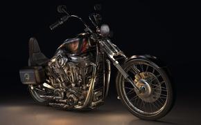 Picture Moto, Scorpio, bike