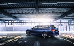 Picture BMW, BMW, Sedan, universal, Alpina, F11, 5-Series