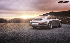 Wallpaper hd wallpaper, top gear, Porsche, porsche 911, nature