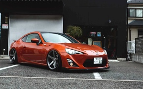 Picture Machine, Tuning, Japan, Car, Vossen, FR-S, Scion, Scion